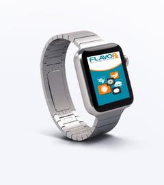 FLAVORx Apple Watch App